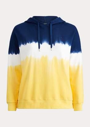 Ralph Lauren French Terry Tri-Color Hoodie