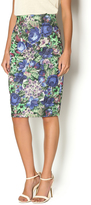 Darling Alice Floral Skirt