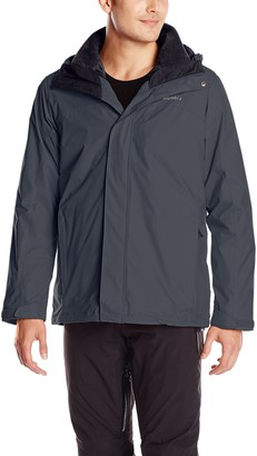Columbia Men's Big & Tall Nordic Cold Front Interchange 3-in-1 Jacket
