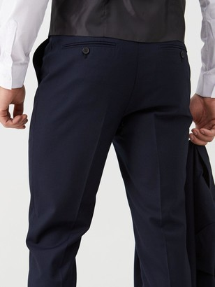 Very Regular Work Trousers - Navy