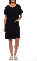 Marc O'Polo Marco Polo Elbow Textured Dress