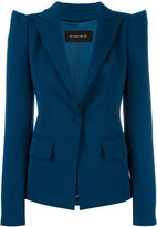 Plein Sud Jeans pointy shoulders blazer - women - Polyester/Spandex/Elastane/Viscose/Virgin Wool - 38