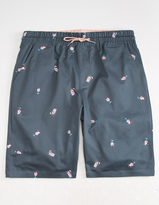 Asphalt Yacht Club Lemonade Mens Volley Shorts