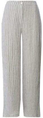 Crea Concept Striped Wide Trousers