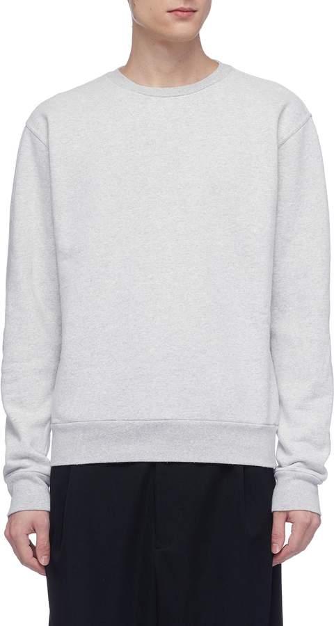 Maison Margiela Contrast elbow patch sweatshirt