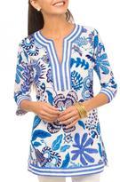 Gretchen Scott Isabelle's Garden Tunic