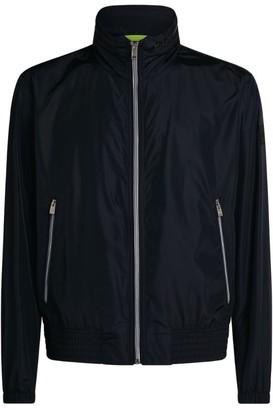 HUGO BOSS Water-Repellent Concealed-Hood Jacket