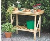 Forest Garden Potting Bench