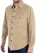 True Grit Corduroy Shirt - Long Sleeve (For Men)
