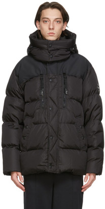 RLX Black Down Garston Jacket