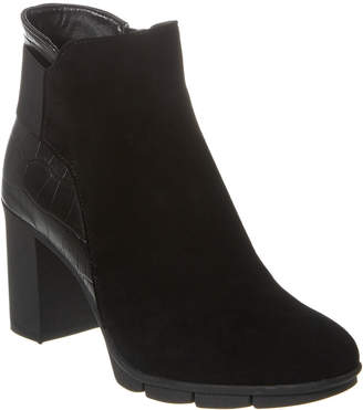 The Flexx Out N About Suede Bootie