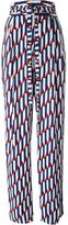 Marc Jacobs 'Arrow Head' print trousers