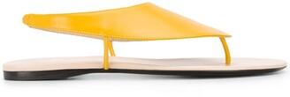 The Row Ravelo slip-on sandals
