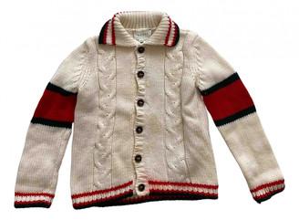 Gucci Beige Wool Knitwear