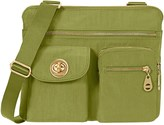 Baggallini Sydney Crossbody Bag with Removable Wristlet (For Women)