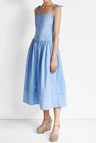 Rejina Pyo Chambray Midi Dress