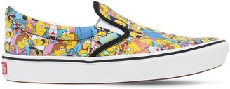 Vans Simpson Comfy Cush Slip-on Sneakers