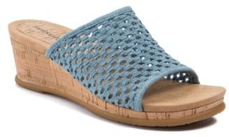 Bare Traps Flossey Wedge Sandal