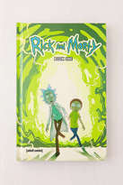 Urban Outfitters Rick and Morty Volumes 1-10 Compilation Book By Zac Gorman