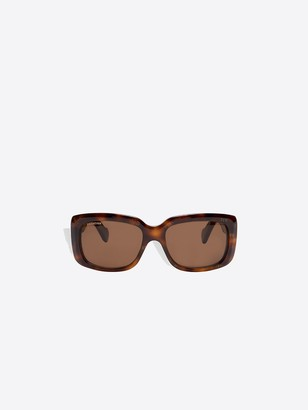 Balenciaga Eyewear Squared Sunglasses