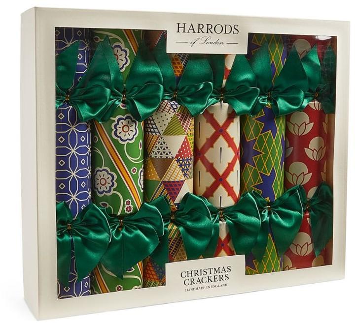 Harrods Dacha Christmas Crackers (Set of 6)