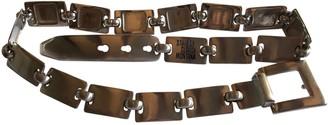 Claude Montana Other Metal Belts
