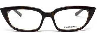 Balenciaga Eyewear Monogram Cat-Eye Glasses