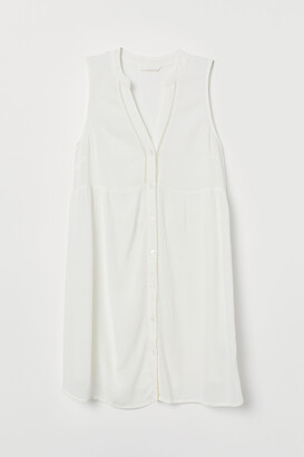 H&M MAMA Button-front Tunic