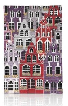 Marks and Spencer Town House Canvas Wall Art