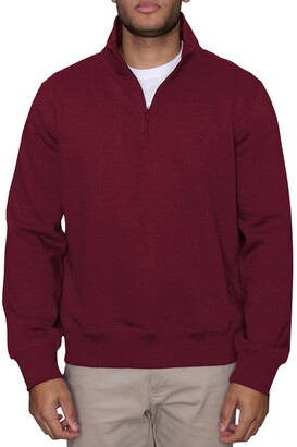 Tailorbyrd Fleece Q-Zip Pullover