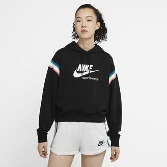 Nike Women's Pullover Hoodie Sportswear Heritage