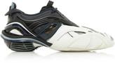 Balenciaga Tyrex Mesh-Detailed Rubber Sneakers