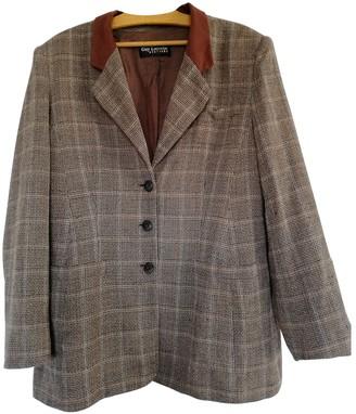 Guy Laroche Multicolour Linen Jacket for Women