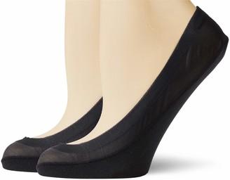 Calvin Klein Women's Show 2p Laser Cut Sandra Socks