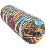 Hugger Mugger Round Printed Yoga Bolster 8129098