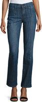 NYDJ Barbara Boot-Cut Denim Jeans, Blue