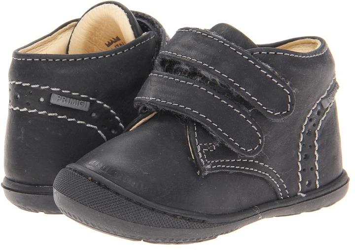 Primigi Cecco-E FA13 (Infant/Toddler) (Black) - Footwear
