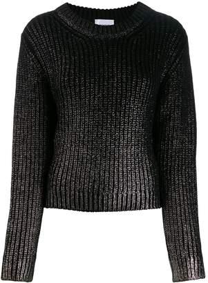 Dondup metallic sheen detail sweater