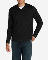 Eddie Bauer Men's Talus V-Neck Sweater