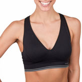 Jockey Seamless Plunge Sports Bra