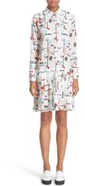 Opening Ceremony Women's Print Shirtdress
