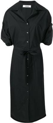 Chalayan poplin shirt dress