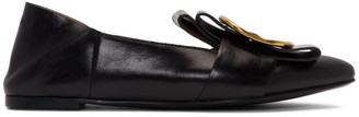 See by Chloe Black Hopper Loafers