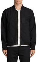 AllSaints Cray Bomber Jacket, Black