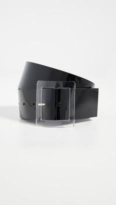 Tibi Patent Leather Belt