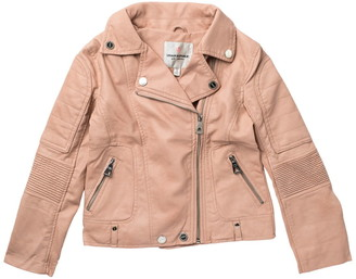 Urban Republic Faux Leather Moto Jacket