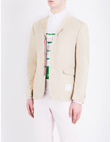 Thom Browne Unstructured Cotton Jacket