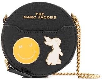 Marc Jacobs Multiple Badge Crossbody Bag