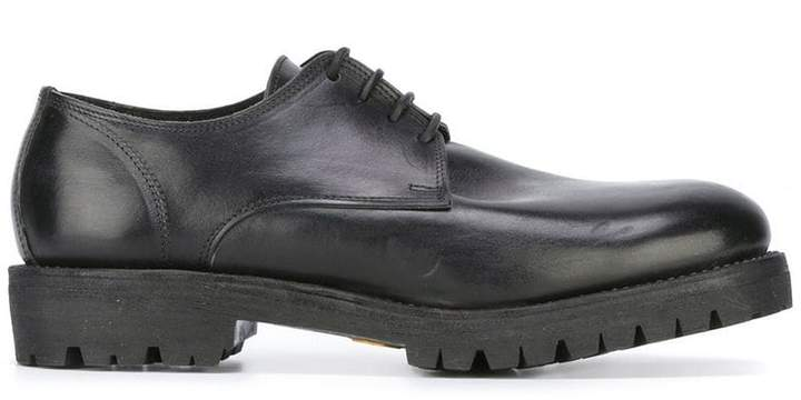 Guidi classic Derby shoes