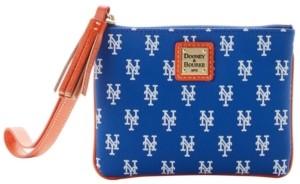 Dooney & Bourke New York Mets Stadium Wristlet